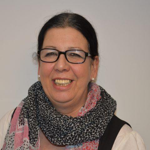 Bild: Frau Keilbach ist hauptverantwortlich für die Organisation in unserer Klinik